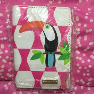 BN Kate Spade Passport Holder