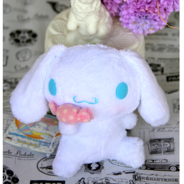 全新 日本 Sanrio 三麗鷗 cinnamaroll  糖果 大耳狗  喜拿 娃娃 玩偶  吊飾
