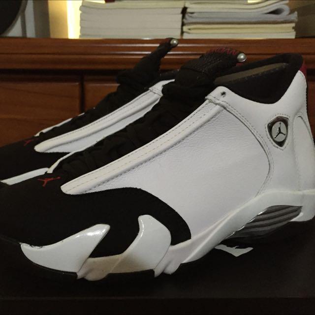 Air Jordan 14 黑頭