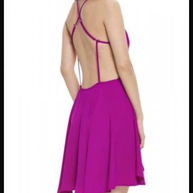 (BN) LZD Purple Dress