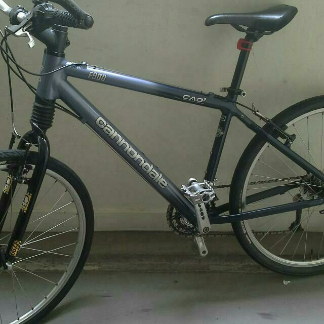 af49e9cc70a Cannondale F900 Handmade in USA for Fast Deal, Sports on Carousell