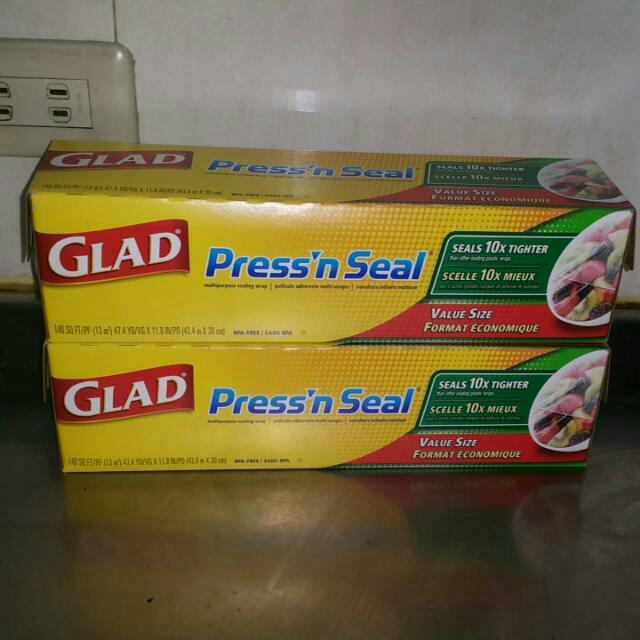 韓國熱銷Glad多功能神奇密封保鮮膜