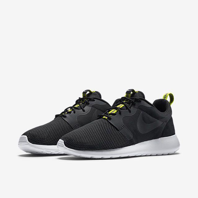 premium selection 23786 f44d9 Nike Roshe One Hyperfuse (Men) - Black Anthracite Venom Green Black ...