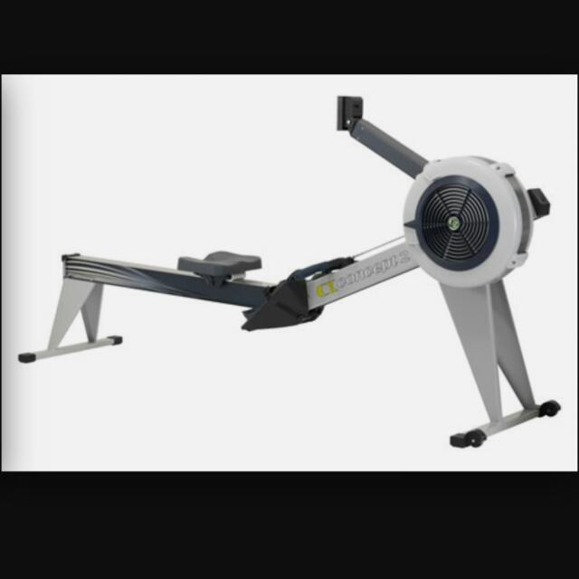 Remanufactured Concept 2 Rowing Machine Model D With