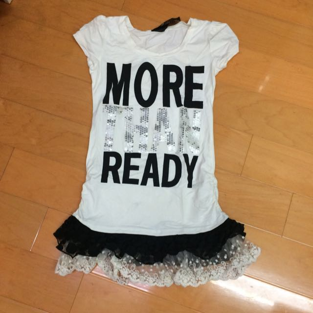 T-shirt 洋裝