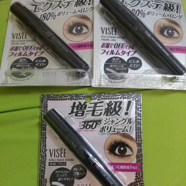 VISEE睫毛膏