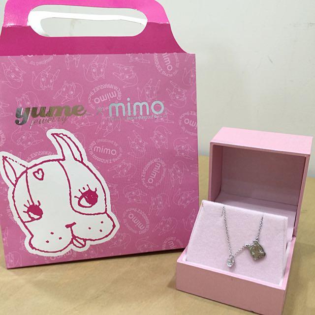 Yume x Mimo 聯名銀飾 手腳鍊
