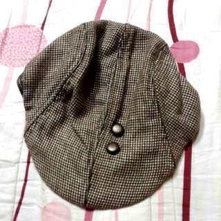 男童貝雷帽