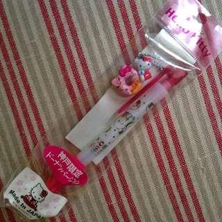 神戶kitty原子筆