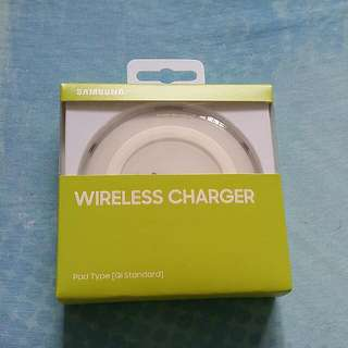 Samsung Wireless Charger Qi Standard