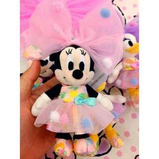 (待匯款)迪士尼 米妮 娃娃 吊飾