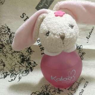 Kaloo 莉露兔🐰寶貝香水 100ml 無酒精 淡香精 野莓