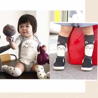 BNWT Totoro Romper & Socks Set