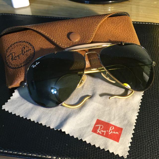 雷朋太陽眼鏡 義大利製 絕版 珍藏