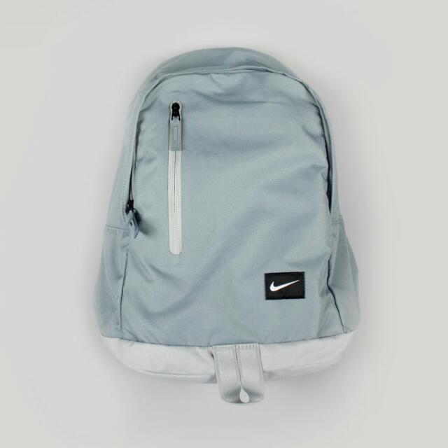 Nike Original Backpack 後背包 淺灰藍 日雜款