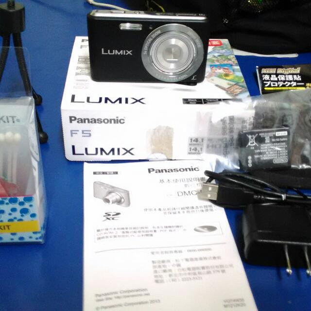 Panasonic F5數位相機