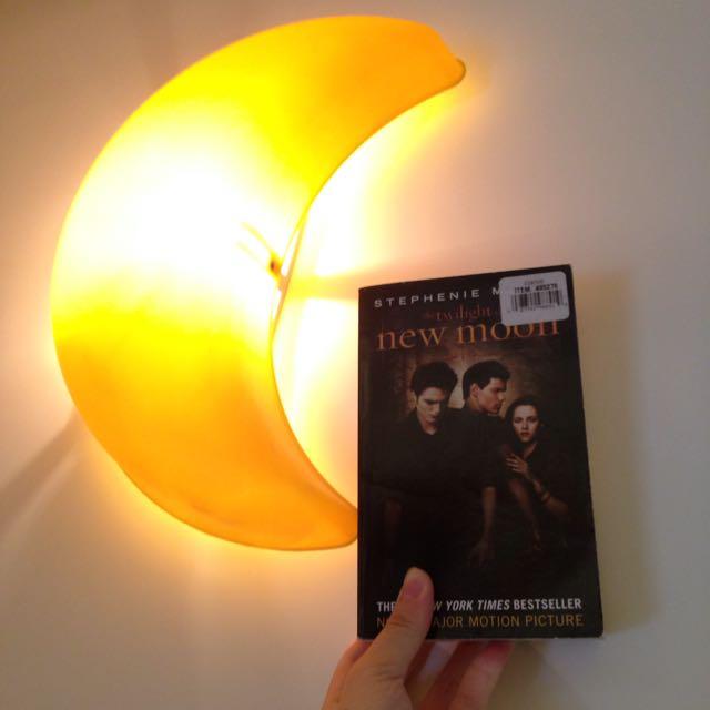 The Twilight Saga New Moon🌙