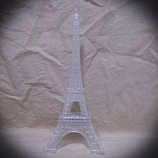 賣二手助公益*巴黎艾菲爾鐵塔裝飾燈