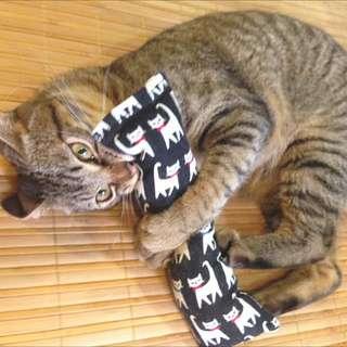 更換式貓草(木天蓼)枕