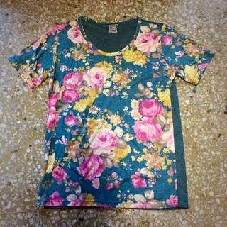 韓風復古t-shirt