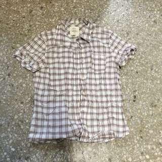 Lativ 短袖襯衫