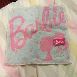barbie手帕