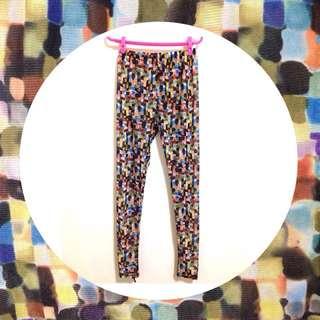‼️限時特價🔛馬賽克百搭內搭褲/絲襪-彩色