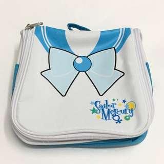 全新 ▪️ 美少女戰士 水星仙子 化妝包 收納包