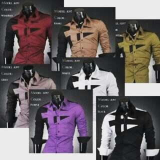 KEMEJA KING SLIM FIT