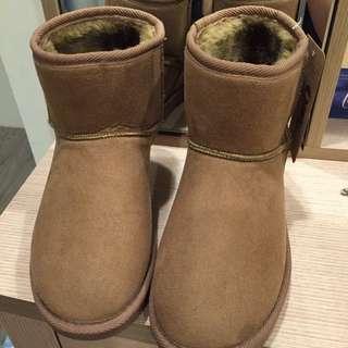 Ollie雪靴 全新