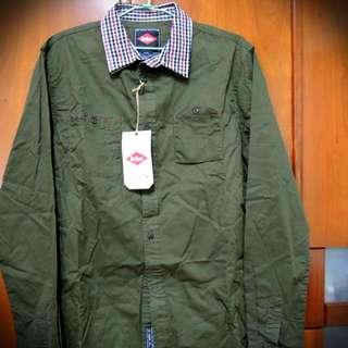 ★全新★軍綠色襯衫