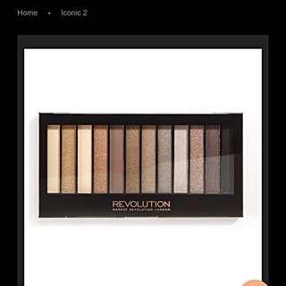 預購 Makeup Revolution Icon2