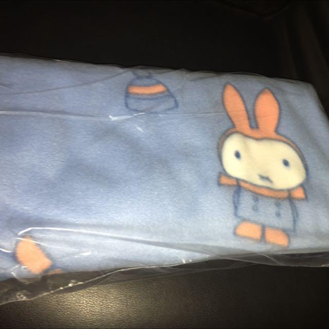 米菲兔毯子