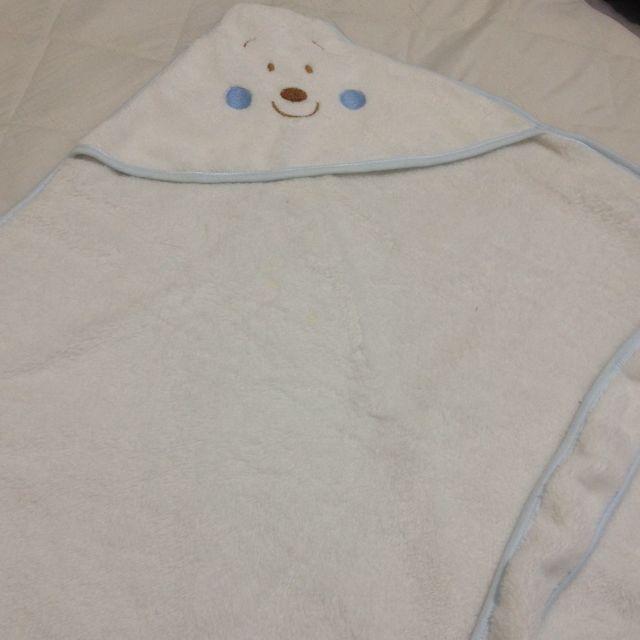 👶🏻初生嬰幼兒包巾 (2手)