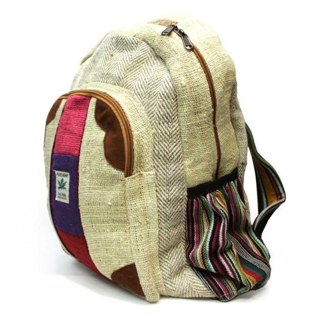 國外帶回- 日系民族風後背包