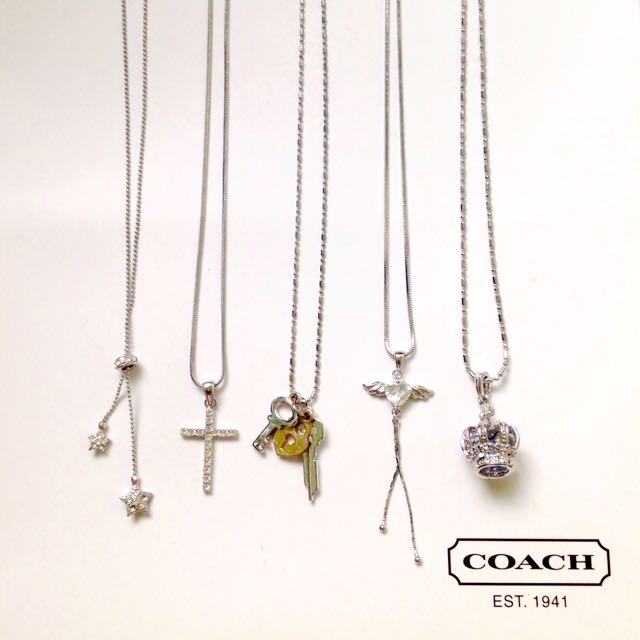 水鑽🎠項鍊 Tiffany 字母 孫芸芸 廢話 Forever21 H&m Juicy Couture