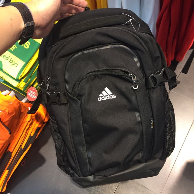 Adidas S02199 Cordura Load Spring Backpack c24ecbbd25c27