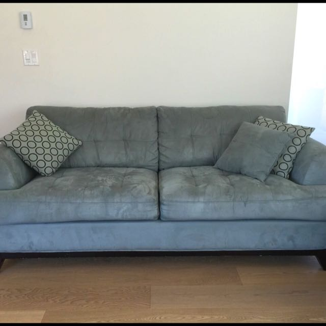 Brick Cindy Crawford Sofa