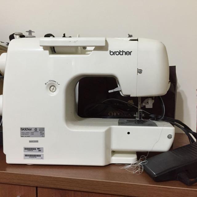 (降價)Brother家庭式縫紉機(二手)