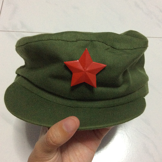 Chairman Mao Cap Communist Party Hat People S Liberation Army Replica Everything Else On Carou