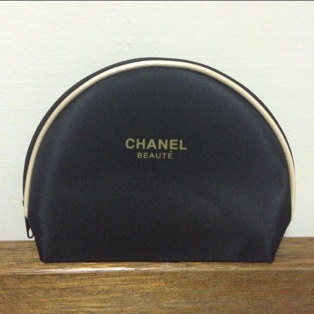 (含運)Chanel日韓雜誌款化妝包