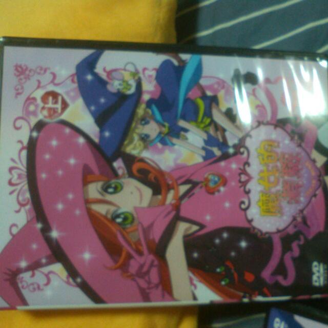 魔女的考驗(全)DVD