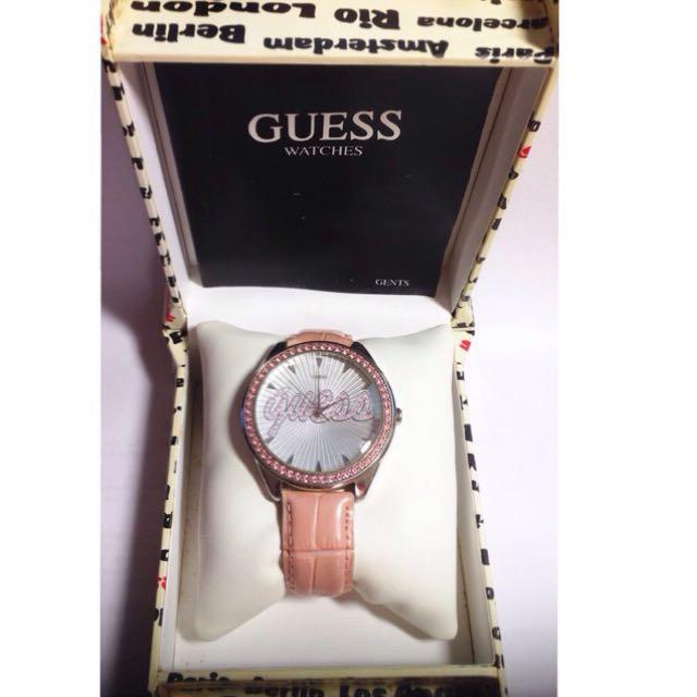 GUESS紀念錶(20週年)