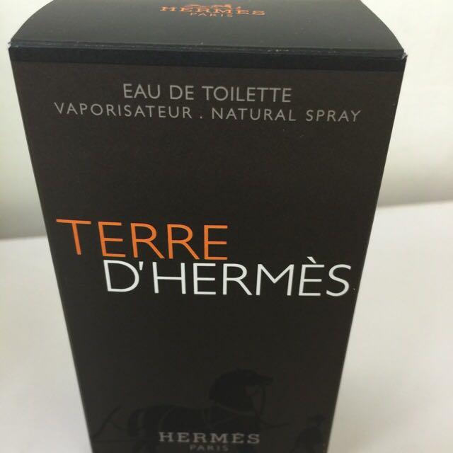 HERMES 愛馬仕 Terre D'Hermes 大地男性淡香水 (50ml)