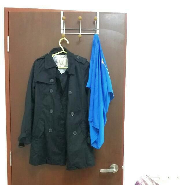 IKEA Door Hanger for Towels, Clothes, Jackets