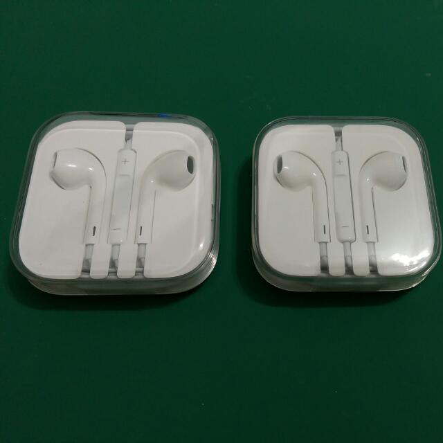 最後一個Iphone原廠拆機耳機
