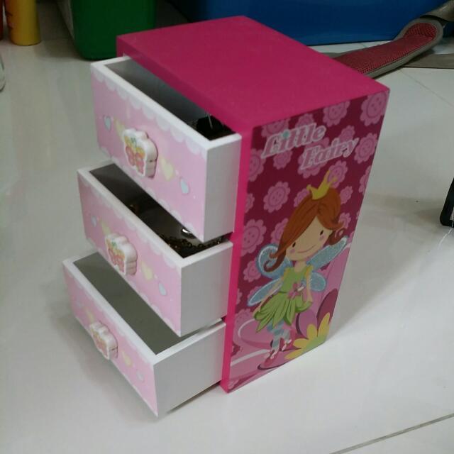 Jewelry Box + Free Items