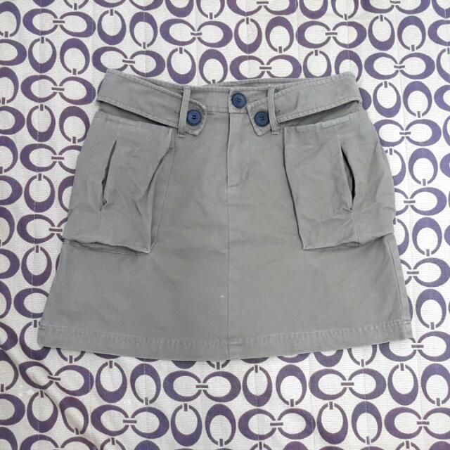 (代售)口袋短裙s