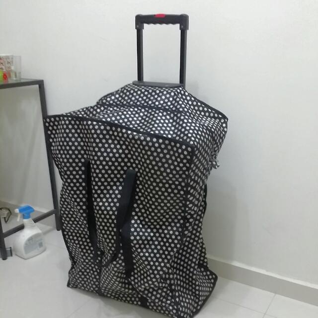 Shopping Luggage / Large Bag Trolley