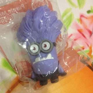 McDonald's Minion Toy Brand New In Pack (AUS RARE)